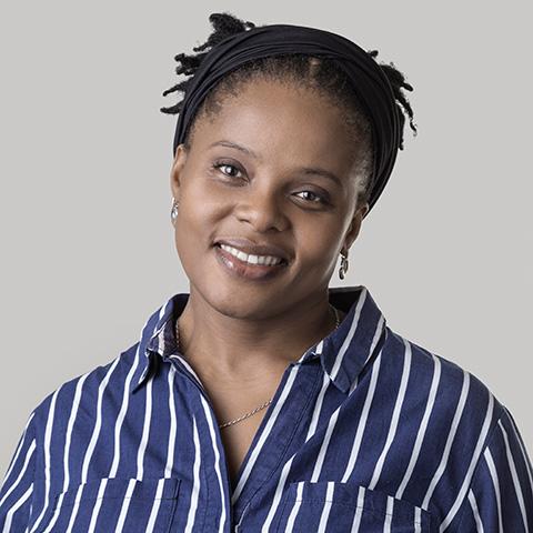 Ncamisile Sigwebela